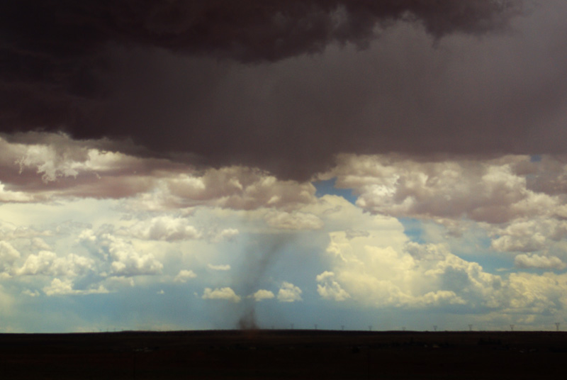 Dust Devil Vs Land Spout Vs Tornado - Arizona Structure ...Dust Devil Tornadoes