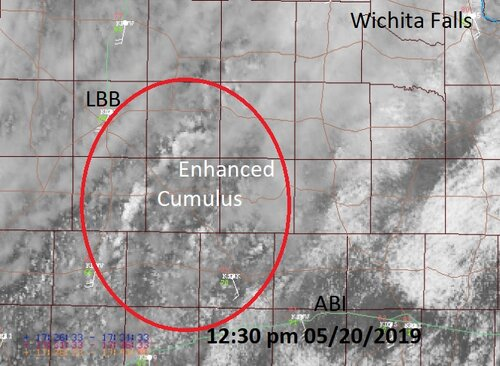enhanced cu area vis satlt se of lbb 1230pm 05202019.jpg
